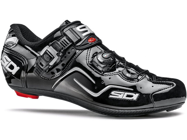diseño de calidad 26bc1 f5d53 Sidi Kaos Zapatillas Hombre, black/black